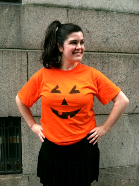 10 Quick u0026 Easy T-shirt Halloween Costume Ideas!  sc 1 st  iLoveToCreate Blog & iLoveToCreate Blog: 10 Quick u0026 Easy T-shirt Halloween Costume Ideas!