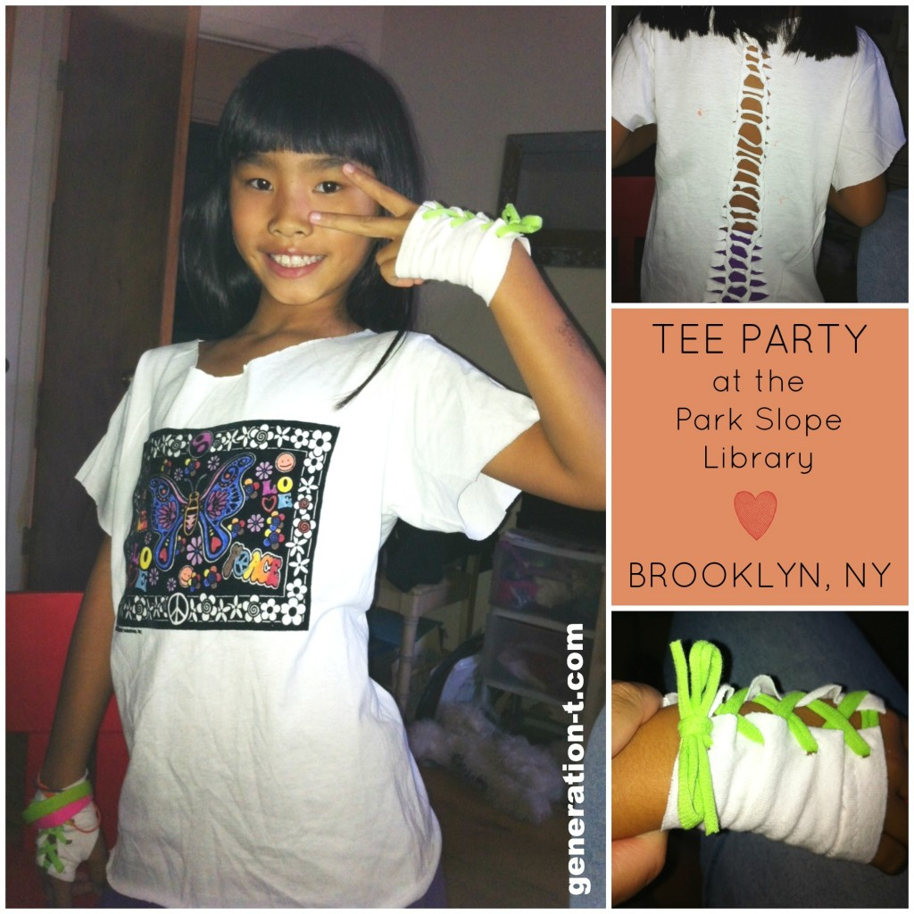 Park Slope Tee Party2 generation-t.com