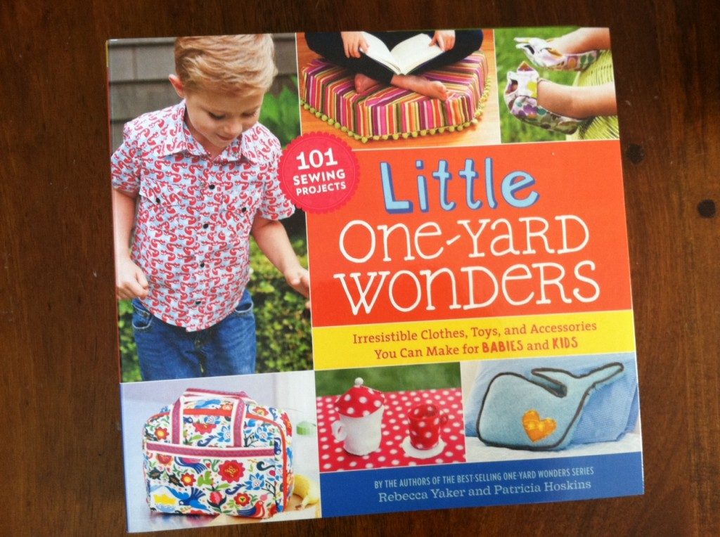 Little One Yard Wonders cover