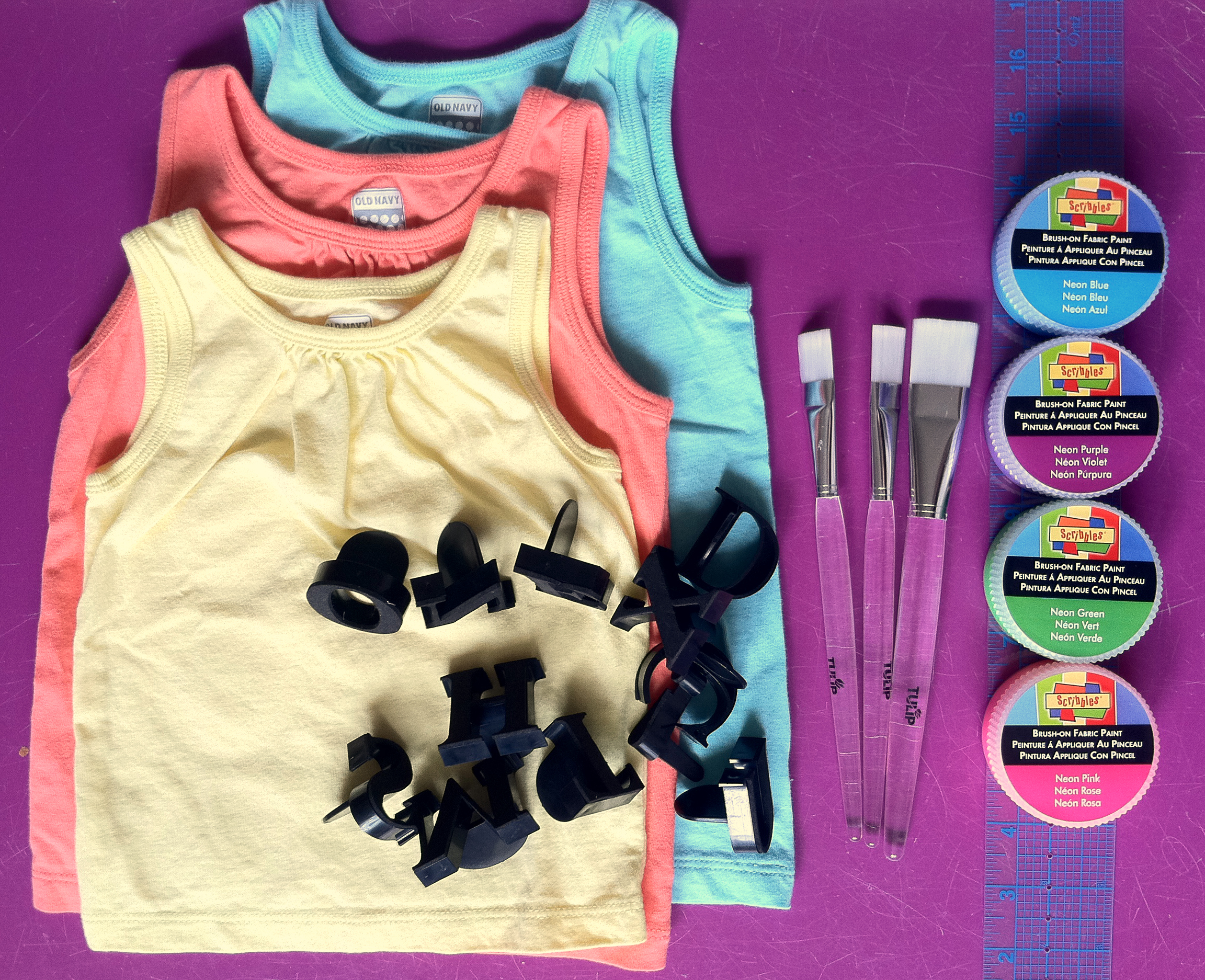 How To DIY Birthday Shirts For Every Age