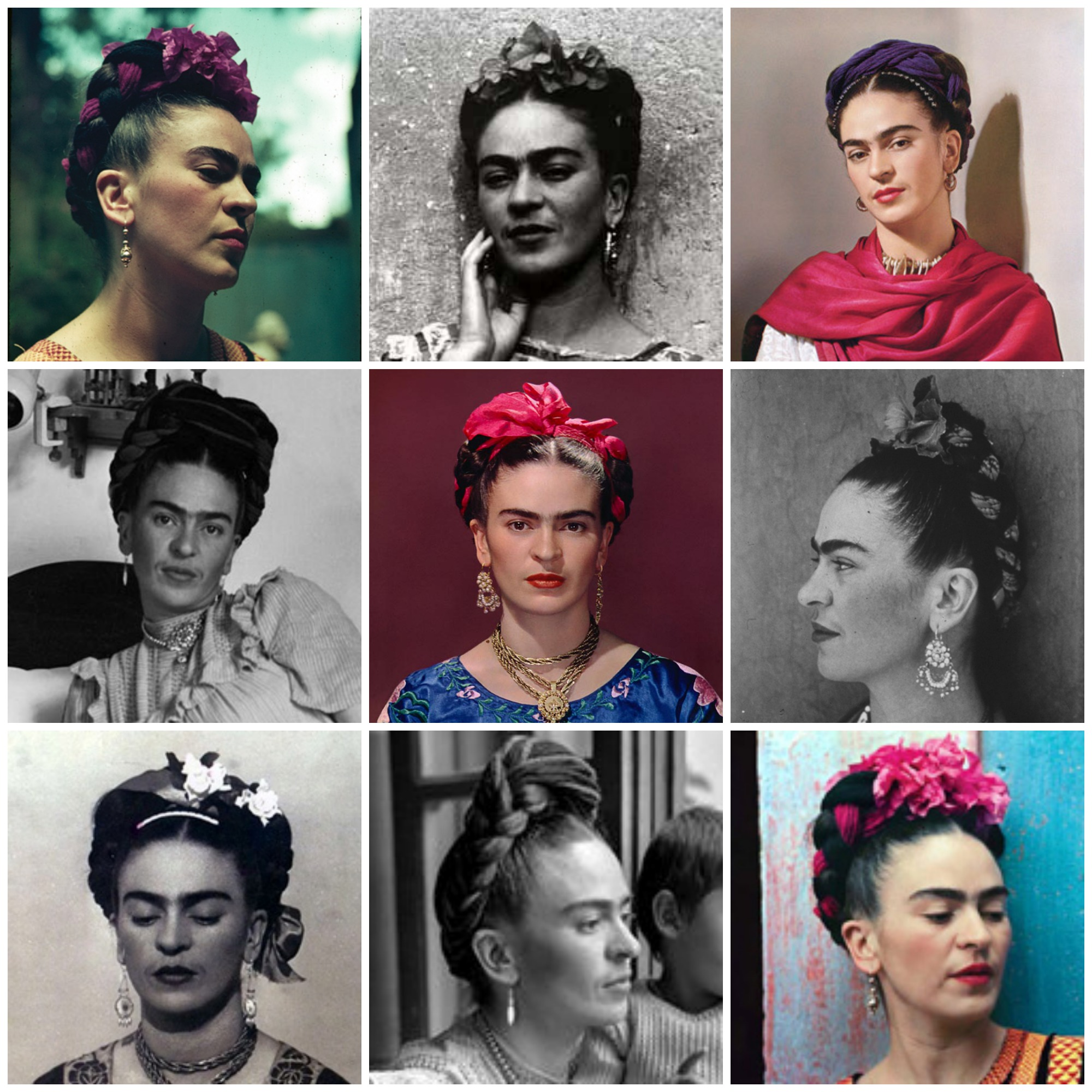 how to frida style braids with t shirt fabric generation t